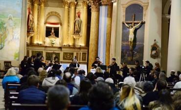 Se realizó en San Fernando una nueva edición del Ciclo de Música Clásica