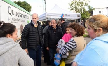 San Fernando desarrolla una nueva semana de 'El Municipio en tu Barrio'