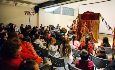 Los sanfernandinos colmaron los espectáculos gratuitos en el comienzo de las Vacaciones de Invierno