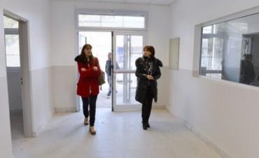 El establecimiento municipal –en su última etapa de obra-, será sede del programa 'Sumate'.