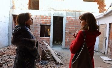 Avanza la construcción de un nuevo Centro de Salud en San Fernando