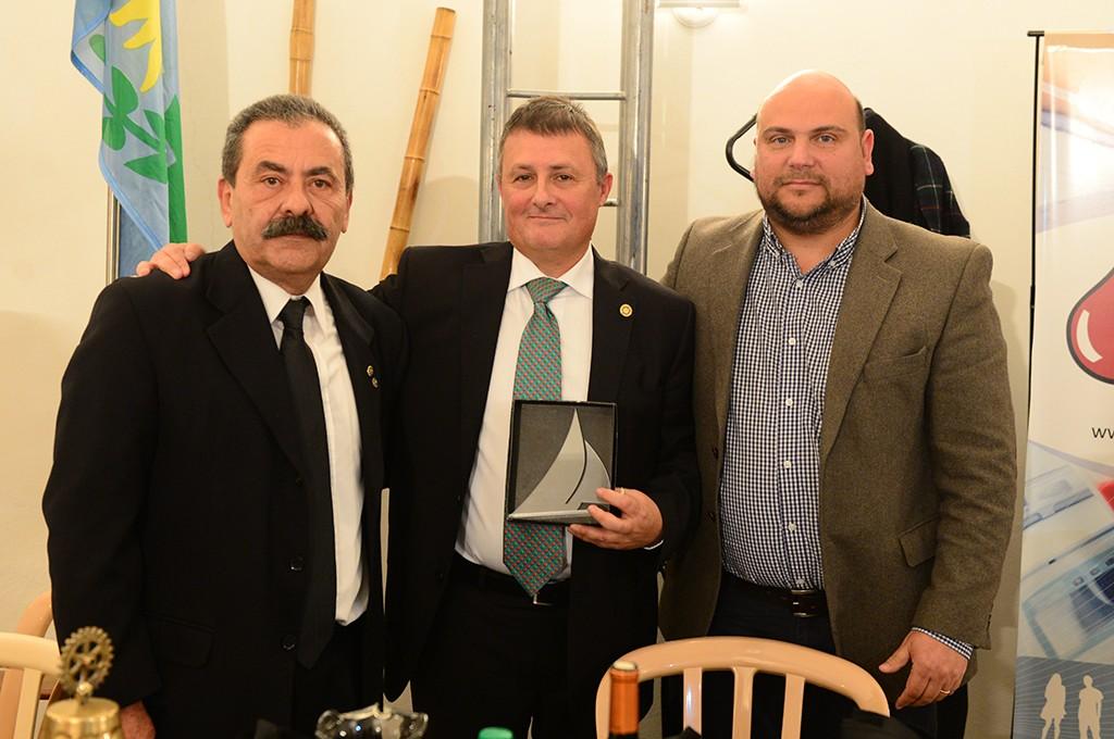 El Municipio presente en la asunción del nuevo presidente del Rotary Club San Fernando