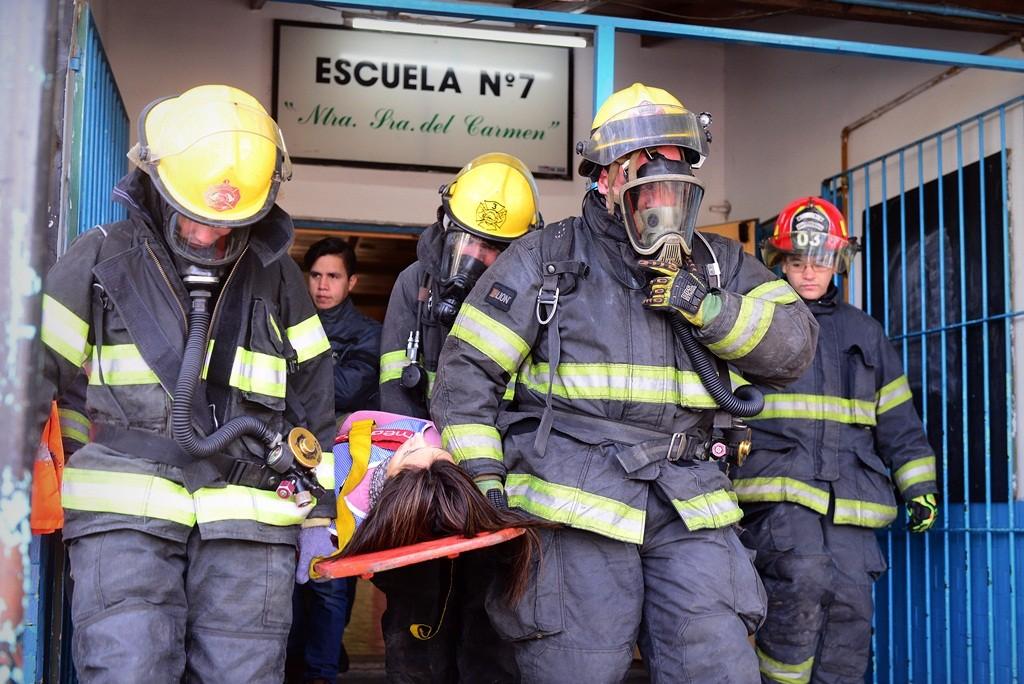 San Fernando capacita en Planes de Evacuación a todas las escuelas del distrito
