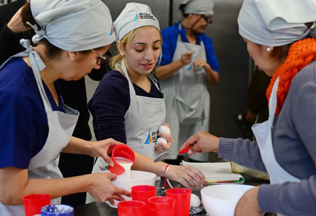 La Escuela de Oficios de San Fernando ofrece a los vecinos diversos cursos
