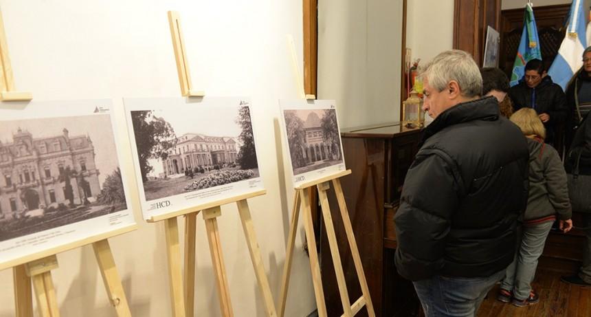 Los vecinos disfrutaron un viaje por la historia de la ciudad en el Museo de San Fernando