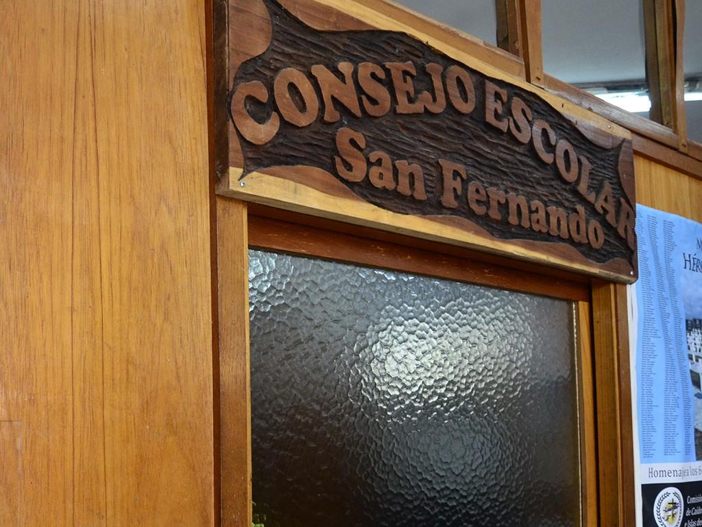 El Consejo Escolar de San Fernando informa cómo anotarse para cargos auxiliares