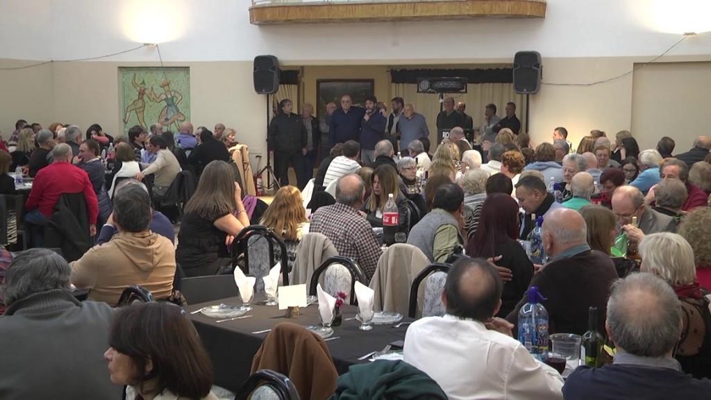 El Municipio acompañó a los Bomberos Voluntarios de San Fernando en la cena anual de recaudación