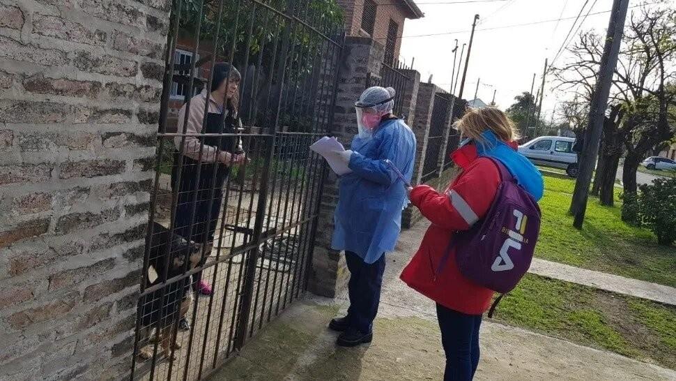 Tigre lleva relevados 21.500 vecinos en busca de casos sospechosos de covid-19