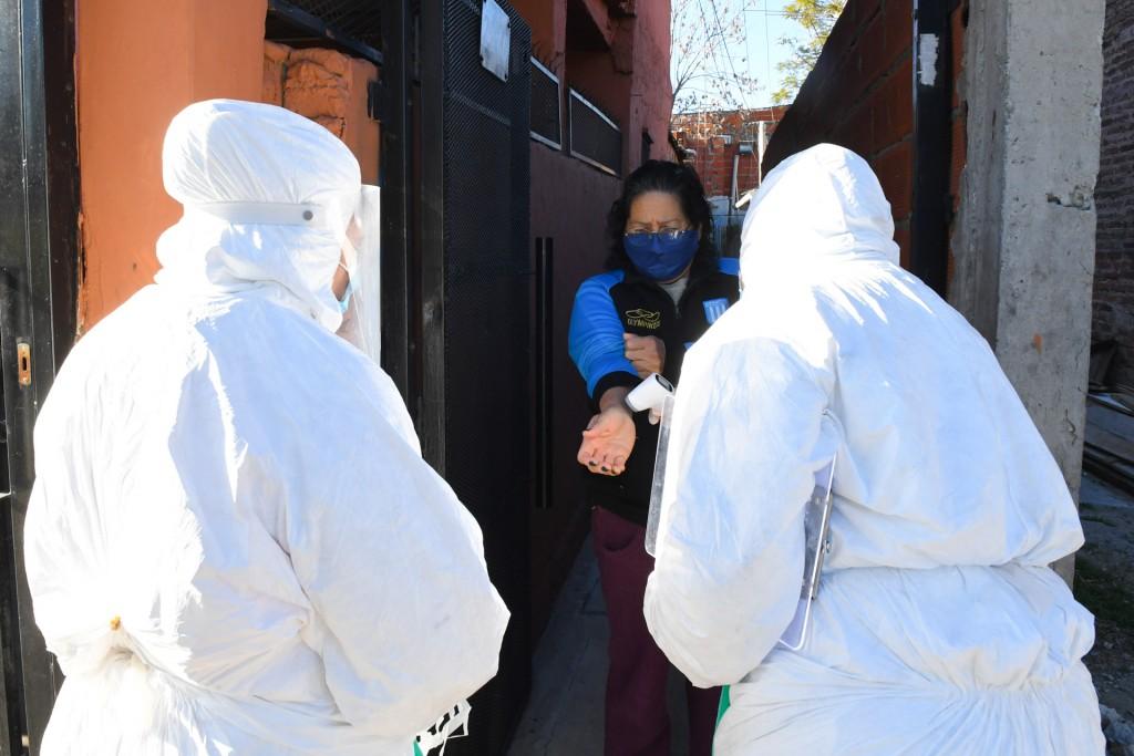 San Fernando ya controló a más de 25 mil personas y continúan los Operativos de Detección de coronavirus