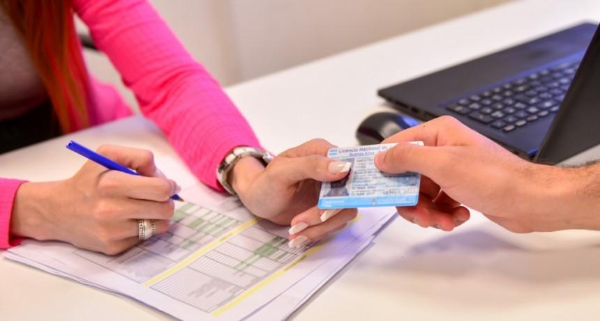El Municipio de San Fernando recuerda que la validez de las licencias de conducir se extendió por 180 días