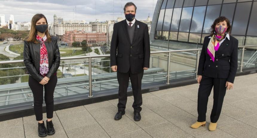 LA ANSES Y EL MINISTERIO DE CULTURA IMPLEMENTAN LAS BECAS SOSTENER CULTURA II