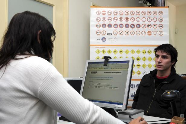 Un servicio más rápido para  obtener la licencia de conducir en Tigre