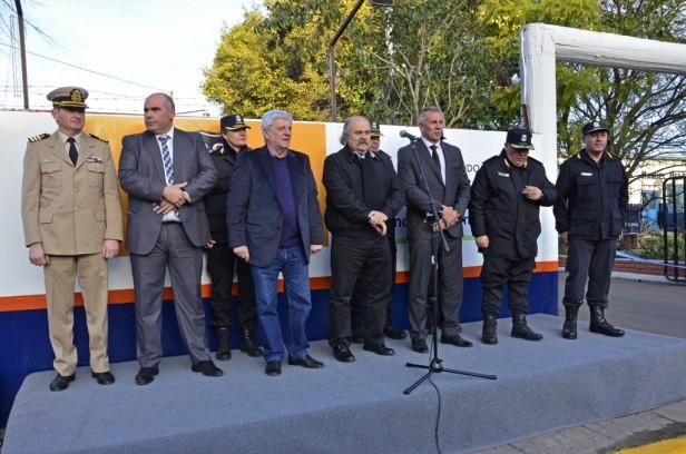 Se inauguró en San Fernando el nuevo Comando de Prevención Comunitaria (CPC)