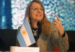 ALICIA KIRCHNER PRESENTA EL PROGRAMA PRO HUERTA INCLUSIVO