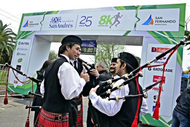 Junto con el Municipio de San Fernando, la Universidad de San Andrés realizó su 9° Maratón