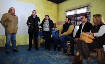 Tigre continúa apoyando a las organizaciones sociales