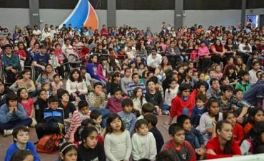 20.000 vecinos disfrutaron las Vacaciones y Colonias de Invierno y San Fernando lo festejó a lo grande