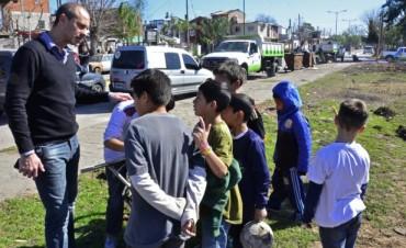 El Plan Integral Municipal de Mejoramiento de Barrios llegó a Don Mariano