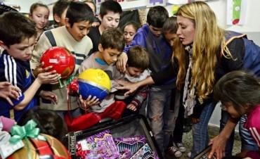 """Se festejó el """"Día del Niño"""" en las UDI y los CEIM de  San Fernando"""