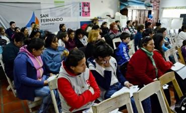 San Fernando realizó el último encuentro de capacitación junto a la empresa Nestlé