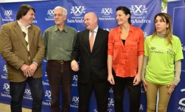 Se presentó la 9ª edición de la Maratón de la Universidad de San Andrés