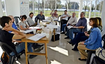 """San Fernando: Se realizó la segunda reunión del """"Comité de Gestión de Reserva de Biósfera"""""""