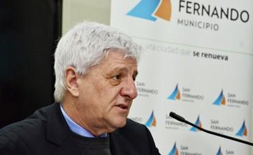 """Luis Andreotti: """"San Fernando es un pueblo digno por su historia y a pesar de Scioli seguirá creciendo"""""""