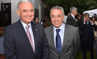 Julio Zamora acompaño a los abogados de Zona Norte en su día