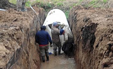 Limpieza de redes hidráulicas en Benavídez