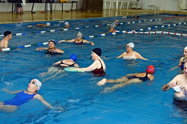 Cada vez más personas realizan actividades deportivas en San Fernando