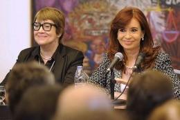 Cristina celebró la inauguración de las obras en el Museo Nacional:
