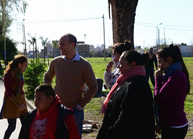 El Municipio de San Fernando concluyó las cloacas del barrio San Francisco