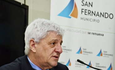 """Andreotti: """"Tenemos el acompañamiento de los vecinos para hacer muchas obras"""""""
