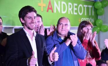 """JUAN ANDREOTTI: """"SAN FERNANDO TIENE UN INTENDENTE CON 80% DE IMAGEN POSITIVA"""""""