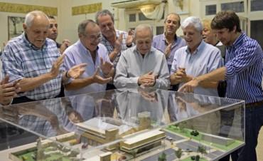 El Municipio de San Fernando aporta 12 millones de pesos para el Nuevo Cuartel de Bomberos