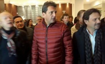 Massa se planta y se opone a un acuerdo con Macri de cara a octubre