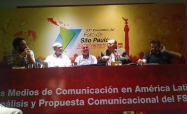 Osvaldo Frances: Hay que empoderar a los medios de comunicación