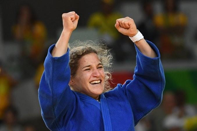 La sanfernandina Paula Pareto es medalla de Oro en los Juegos Olímpicos