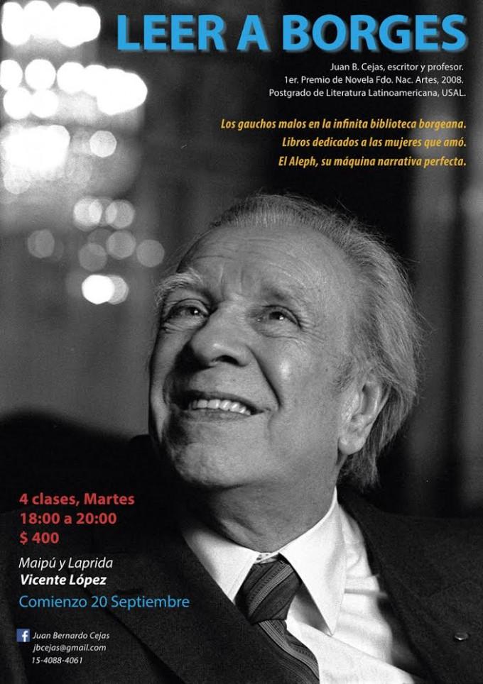 Hola: mi nombre es Juan Cejas.Soy escritor y profesor