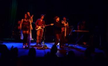 Banda de rock de San Fernando festejó sus 20 años en el Teatro Martinelli