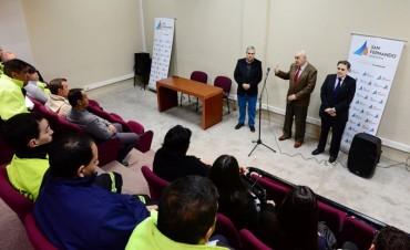 San Fernando junto al Automovil Club Argentino capacita a sus agentes de Tránsito