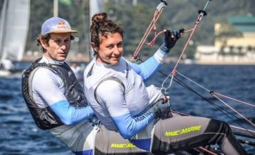El sanisidrense Santiago Lange logró el oro en los juegos olímpicos de Río de Janeiro