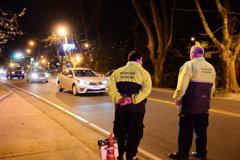 Continúan los operativos de seguridad vial en San Fernando