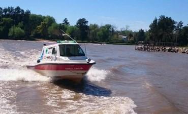 San Fernando brinda un servicio de última tecnología en sus tres lanchas ambulancias