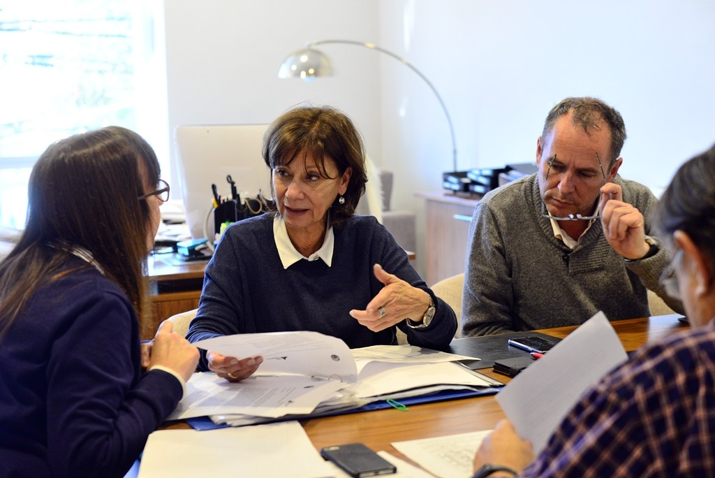 San Fernando ratifica su compromiso de contar con profesionales matriculados en los Centros de Salud