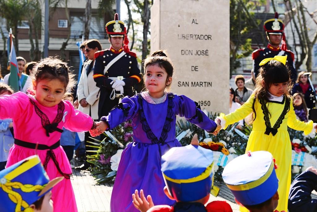 San Fernando homenajeó al Gral. San Martín en el 168° aniversario de su paso a la inmortalidad