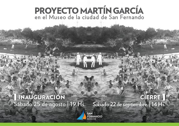 """""""Proyecto Martín García"""" en el Museo de la Ciudad de San Fernando"""