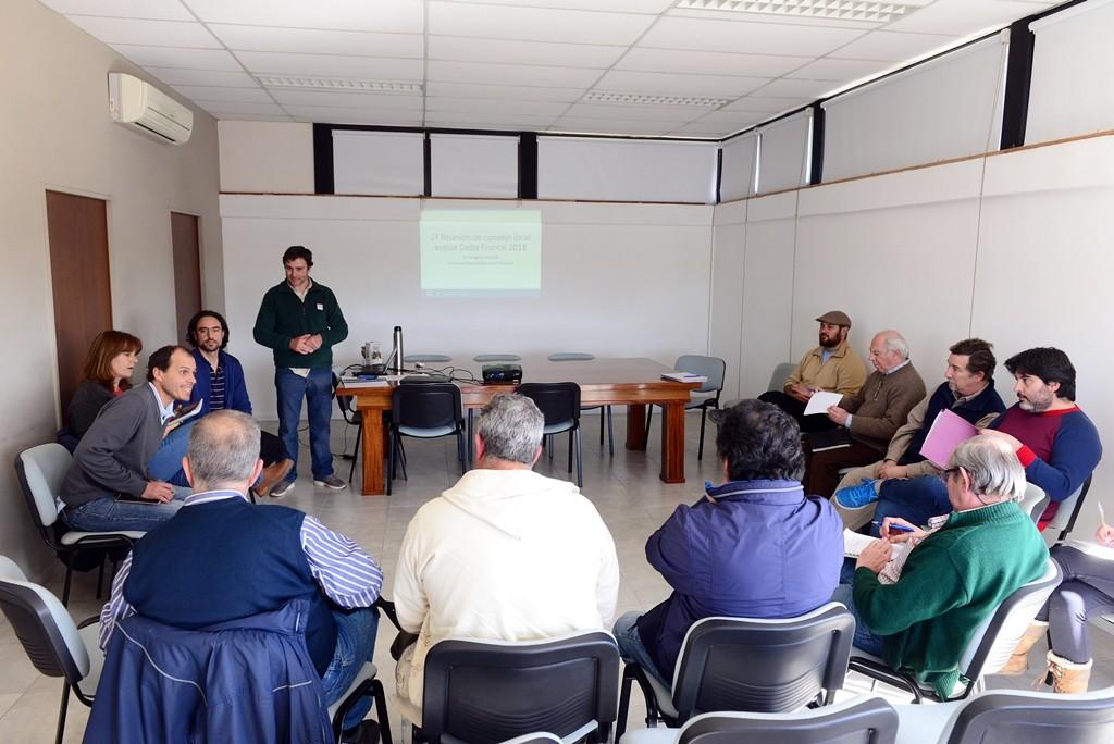 San Fernando fue sede del segundo encuentro anual del INTA y productores