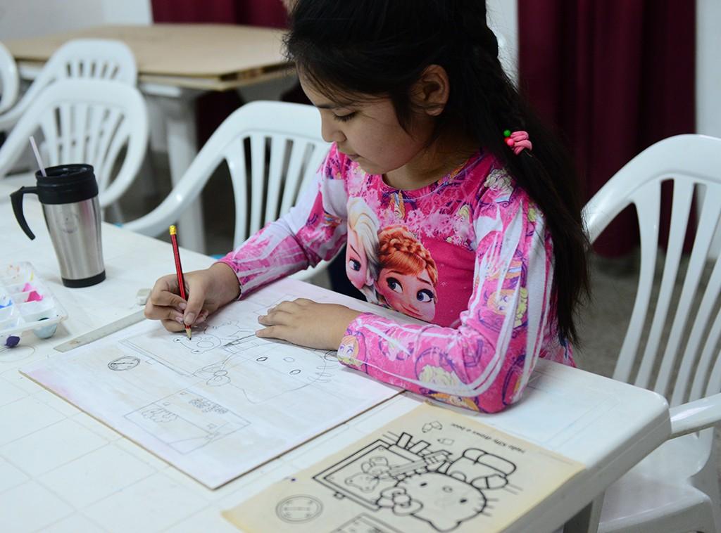 Clases de dibujo y pintura en San Fernando
