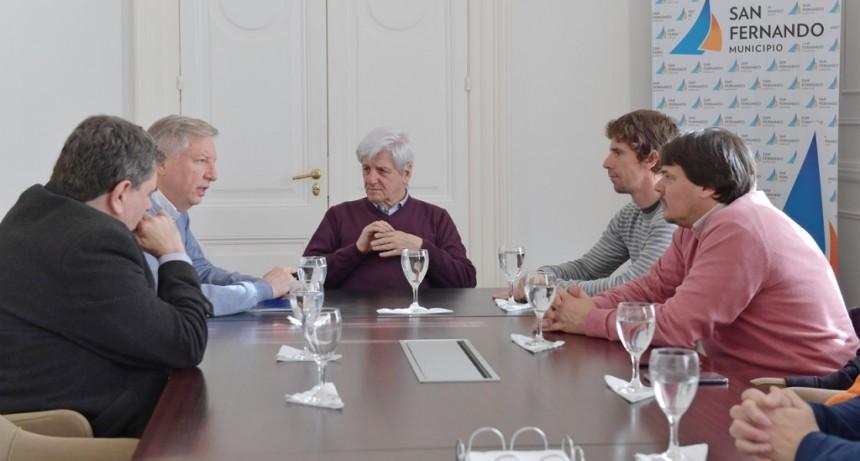 Andreotti firmó un convenio con la UTN para formación profesional